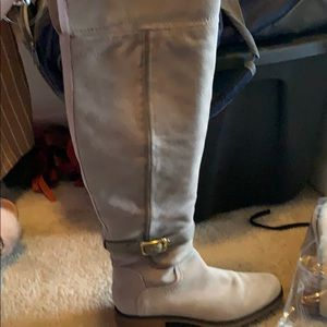 Franco Sarto over the knee boots